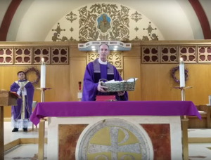 Letters to the Tabernacle at St. Hugh of Lincoln